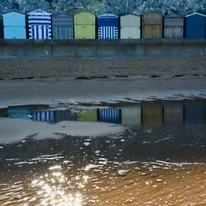 british seaside with kids broadstairs glitter