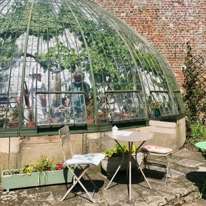 Broadstairs with kids Italianate glasshouse