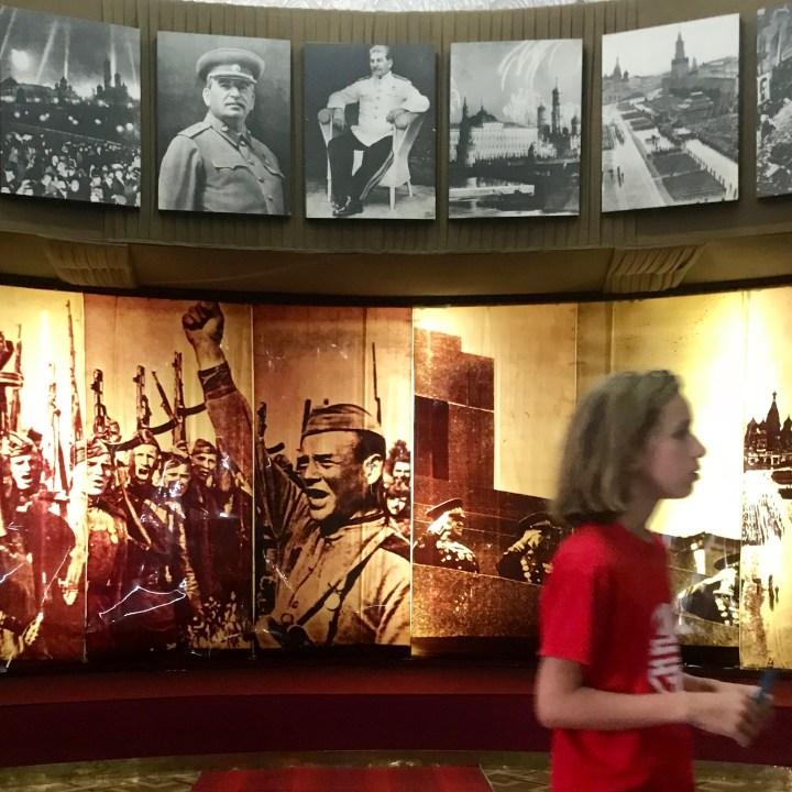 Stalin's history