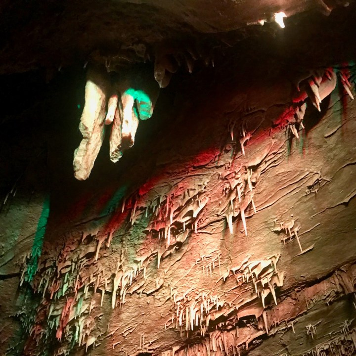 Sataplia Nature Reserve Georgia karst cave