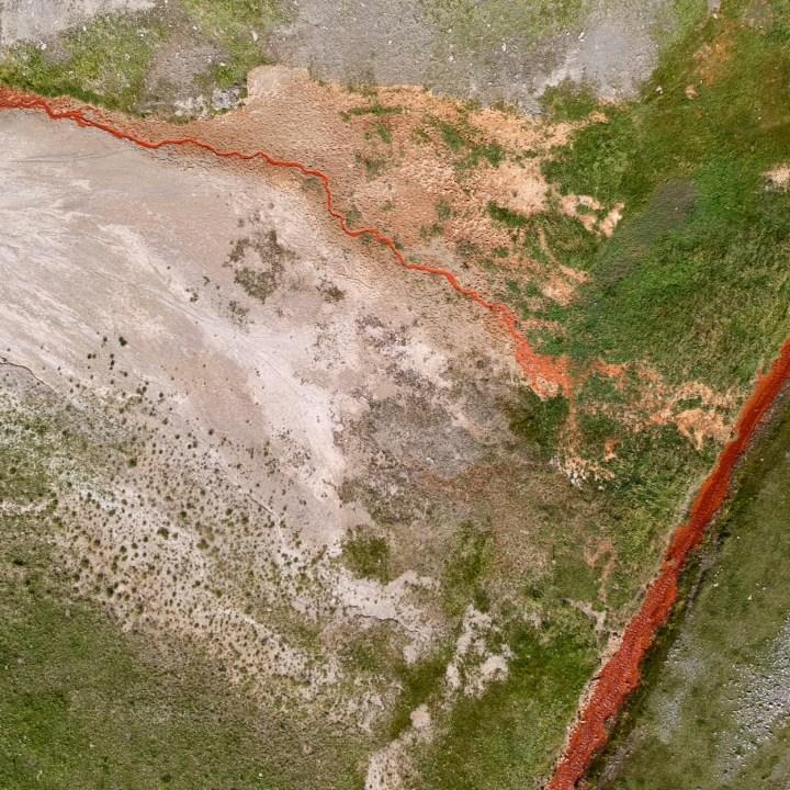 Truso valley iron streams
