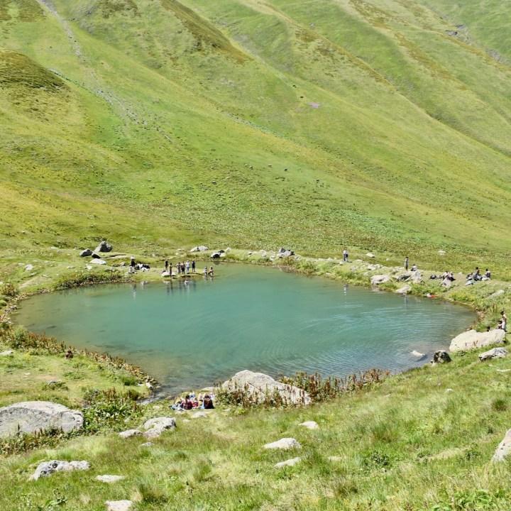Juta hike wild swim