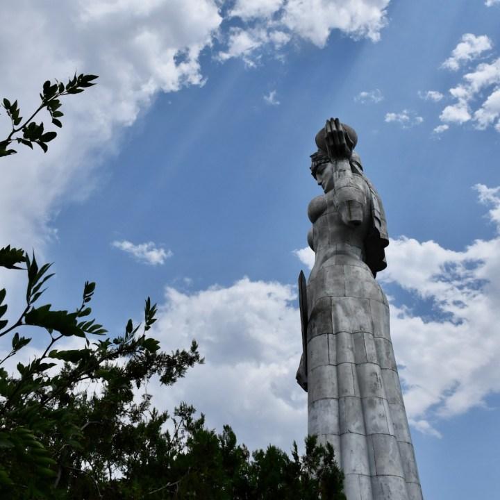 Tbilisi Mother of Georgia statue