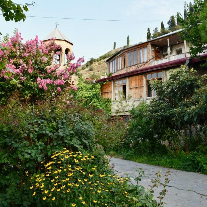 Tbilisi betlemi church