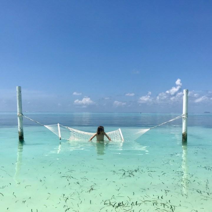 Lux South Ari hammock