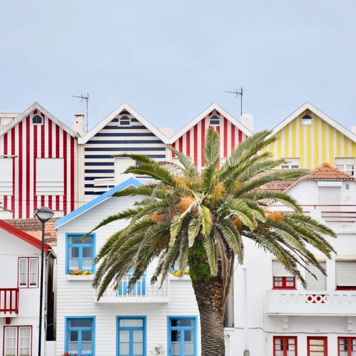 Costa Nova Portugal village