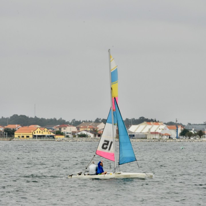 Costa Nova Portugal sail boat hire