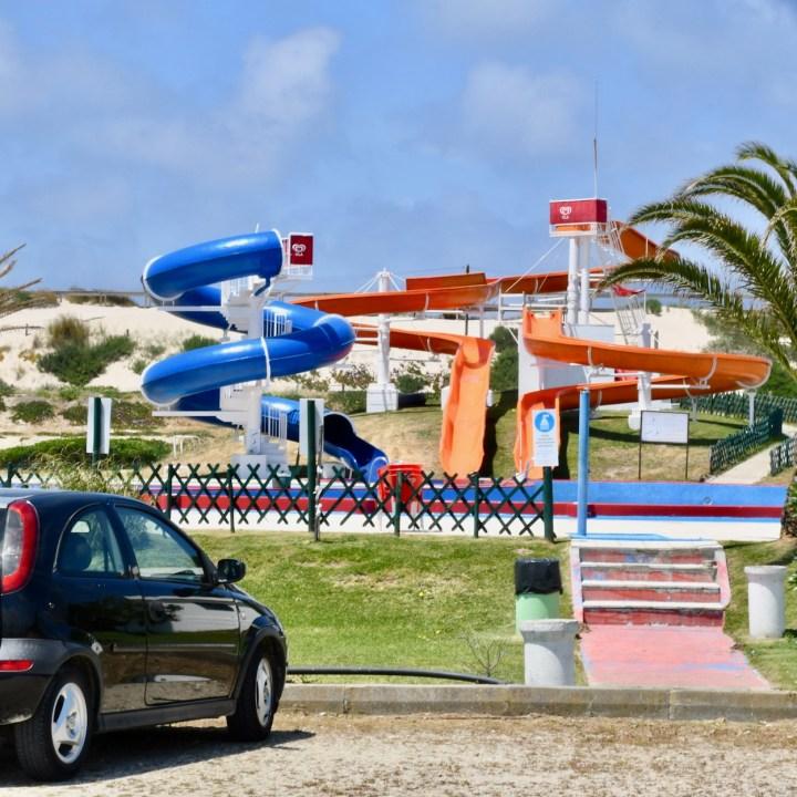 Praia da Vagueira water park