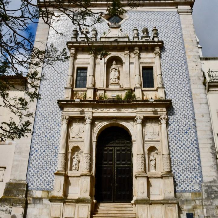 Aveiro Portugal church