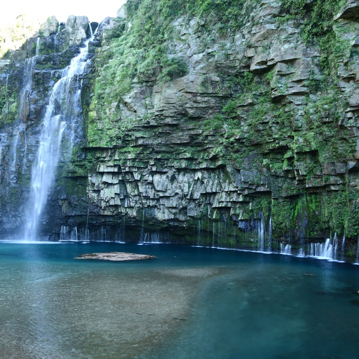 Ogawa waterfall