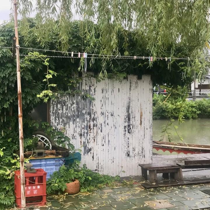 Yanagawa boat house