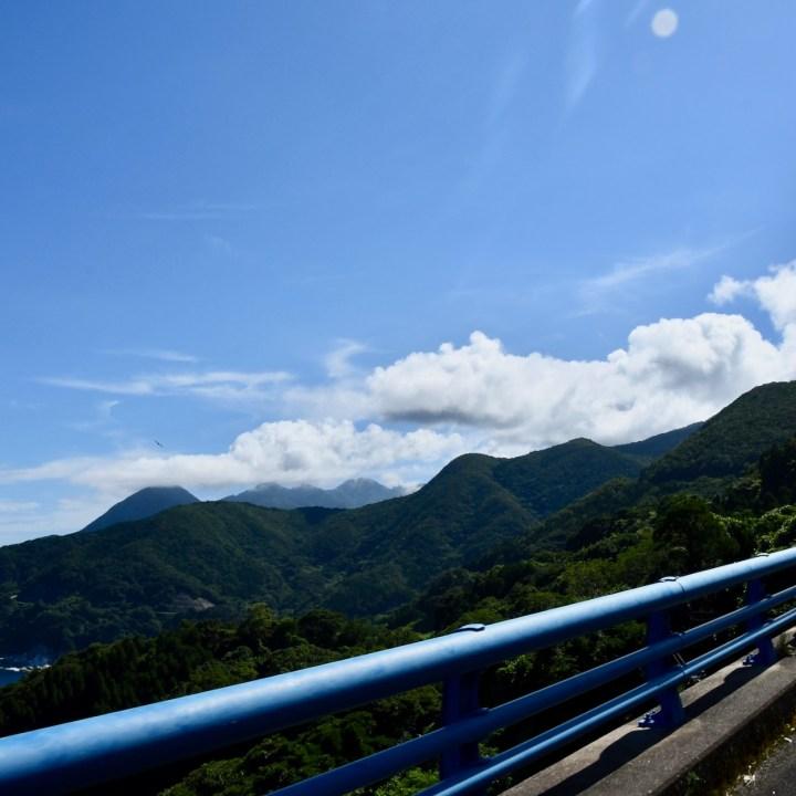 Hetsuka coast road