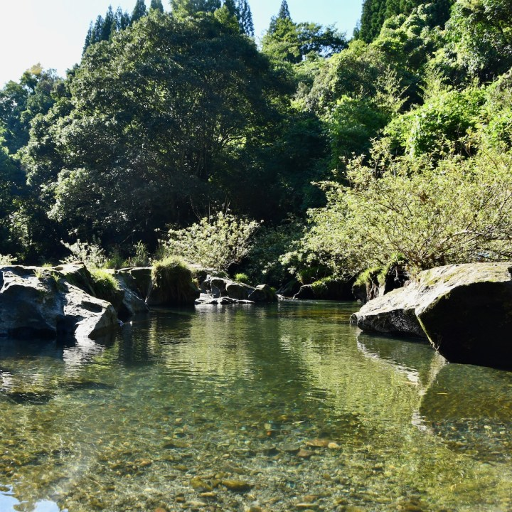 Kirishima Amori River