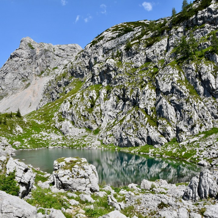 Seeleinsee lake hike Berchtesgaden