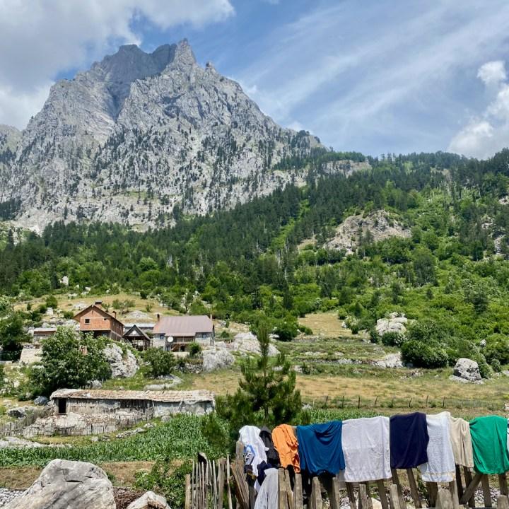 Albania, Valbona valley, Kukaji hike