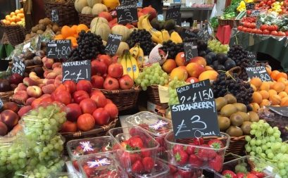 Organic Fruit - Good London Food Market