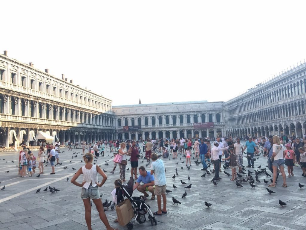 Things to do in Venice, Piazza San Marco