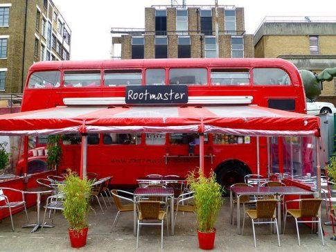 Rootmaster London Vegan Restaurants