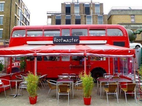 Rootmaster London Vegan Restaurants