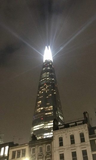 The Shard - London Restaurants with a View