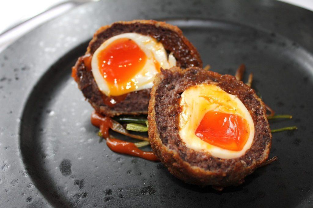 Food Review The Cellar Door Durham