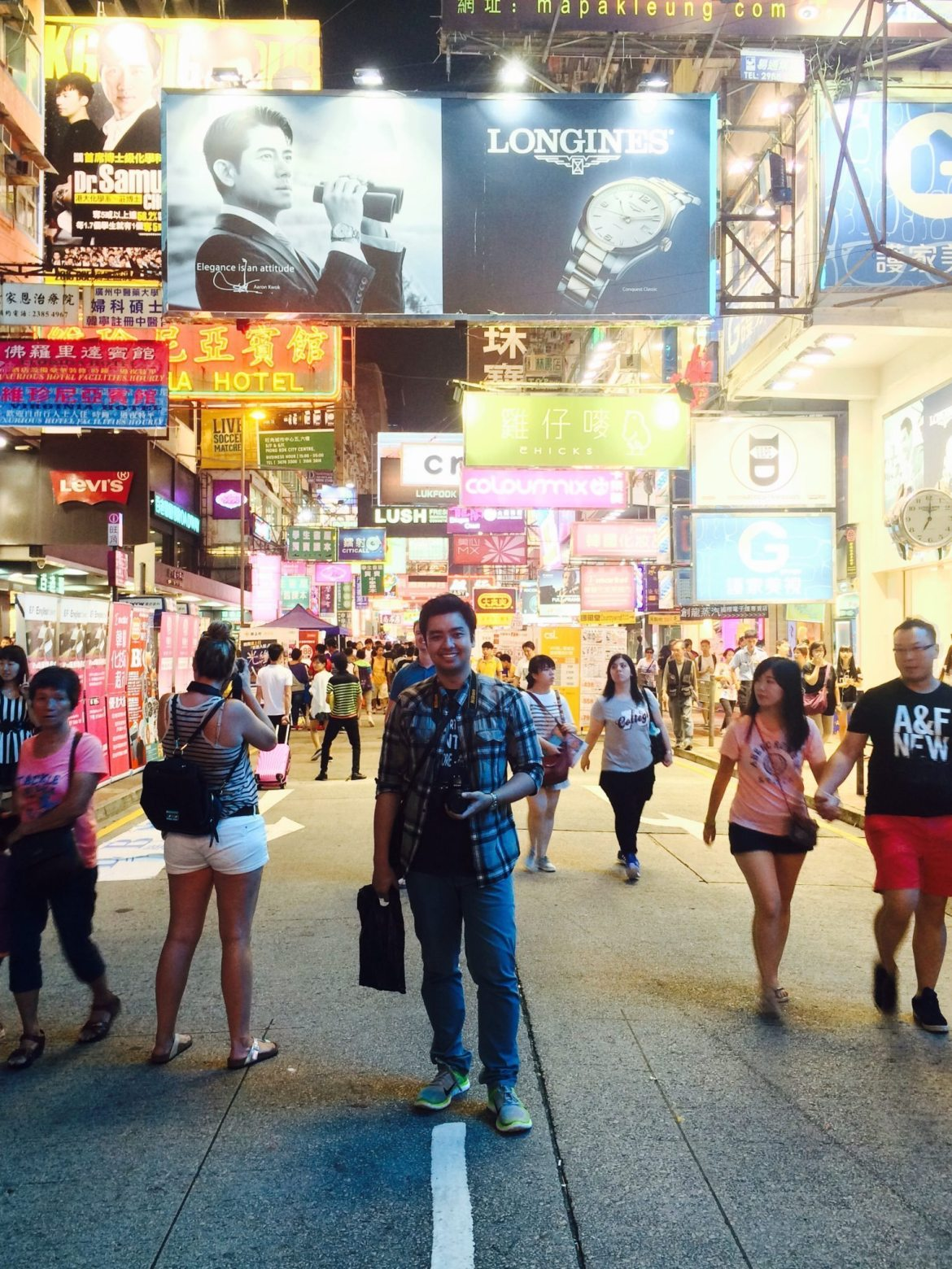 What to see Hong Kong