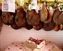 The charcuterie section of the local meat market made me drool more than once