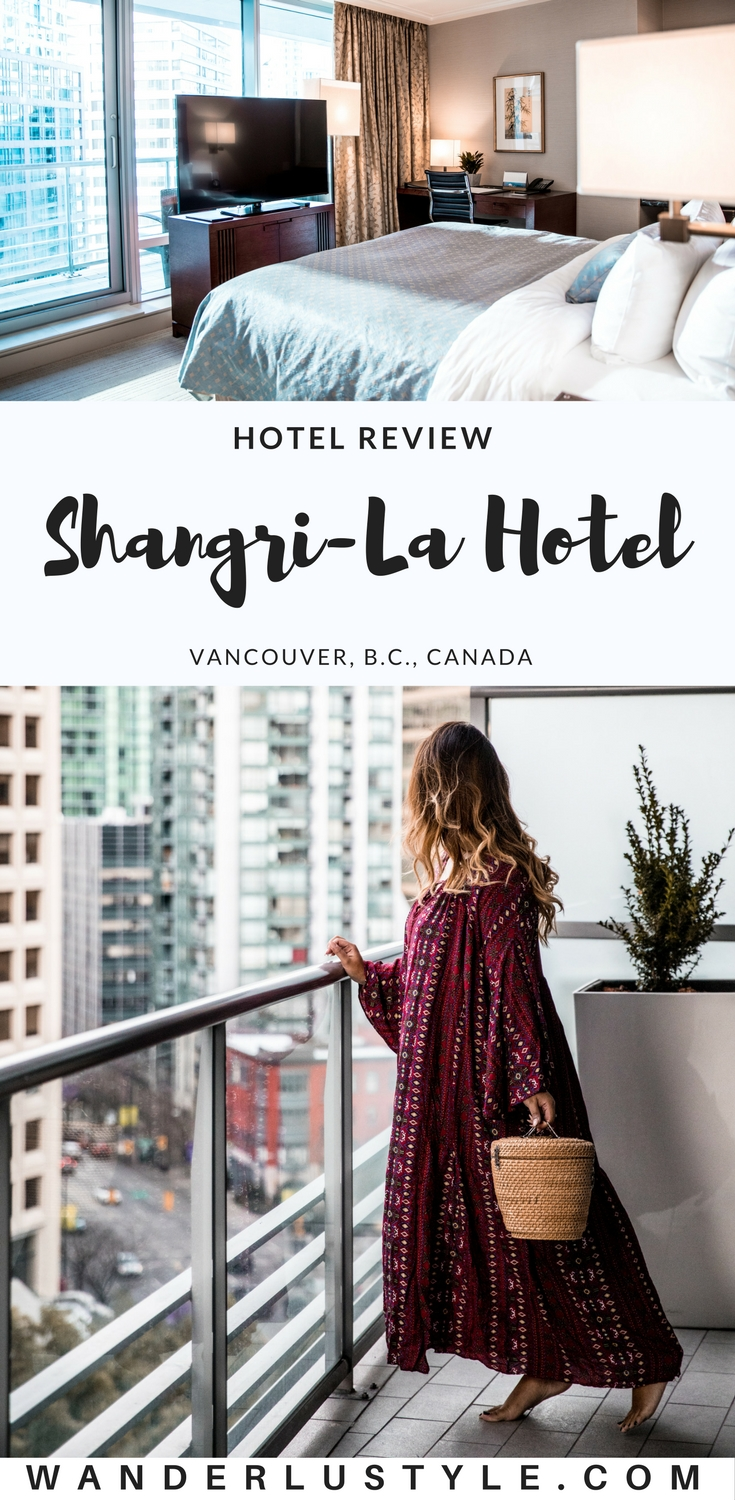 Hotel Review: Shangri-La Hotel in Vancouver - Best Hotels in Vancouver, Vancouver Travel Guide, Vancouver Travel | Wanderlustyle.com