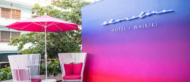 Shoreline Waikiki Hotel