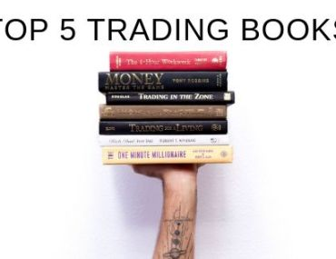 Top 5 Trading Books - Trading in the Zone by Mark Douglas, Way of the Turtle by Curtis M. Faith, Market Wizards by Jack D. Schwager, Trading for a Living by Dr. Alexander Elder, new trader, rich trader by steve burns and holly burns