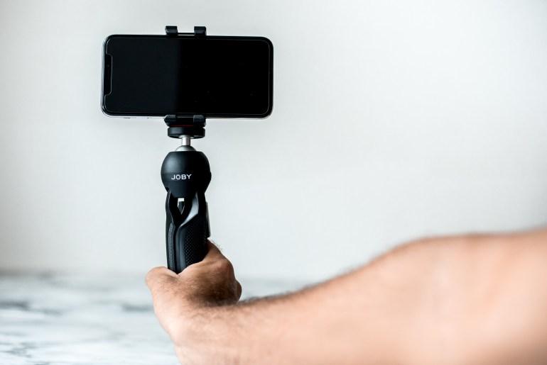 JOBY HANDYPOD MOBILE PLUS REVIEW - smartphone tripod