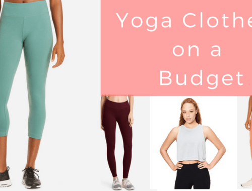 Yoga Clothes on a Budget