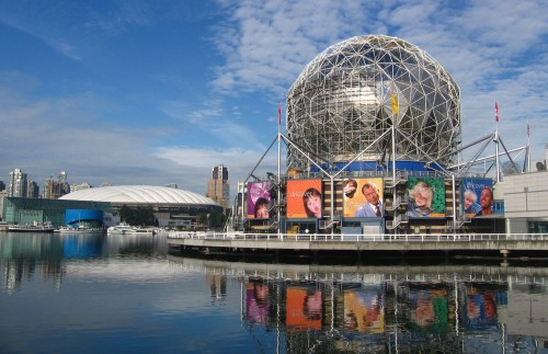 science world vancouver
