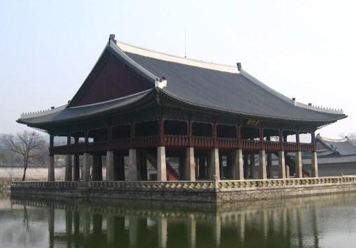 Gyeonghoeru Pavilion @ Gyeongbokgung