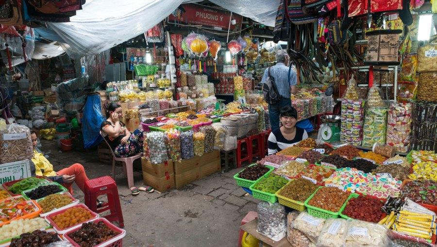 Vietnam-Markt