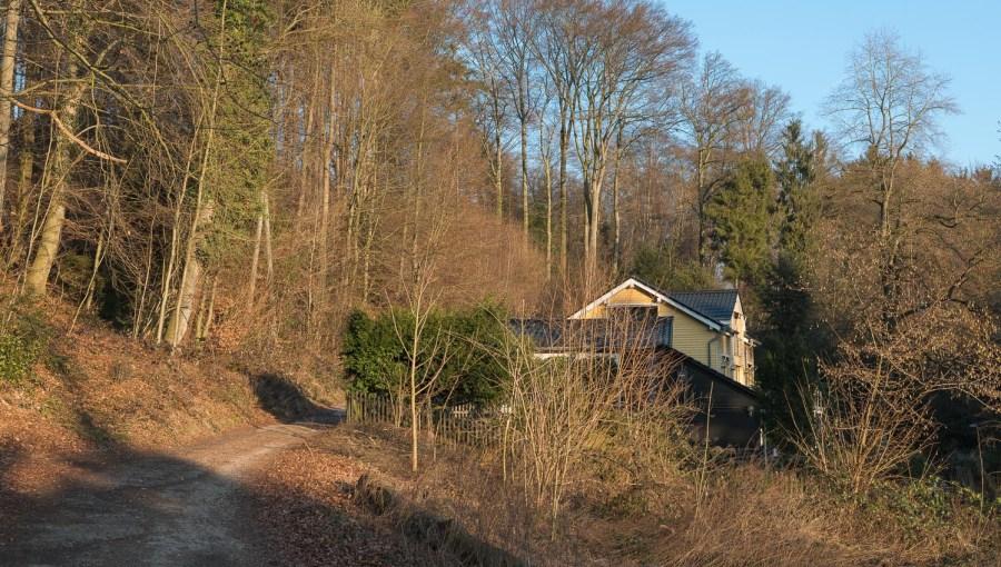 Letzte Sonnenstrahlen im Murbachtal