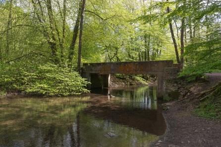 Brücke über die Dhünn