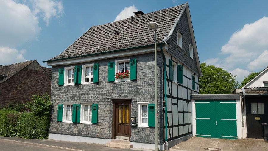 Fachwerkhaus in Leichlingen