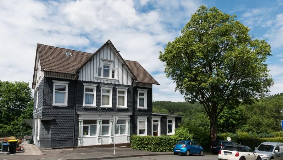 Bergisches Schieferhaus