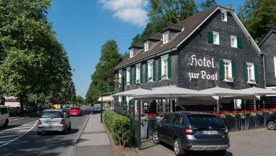Hotel zur Post in Odenthal