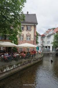 Speiselokal in Freiburg