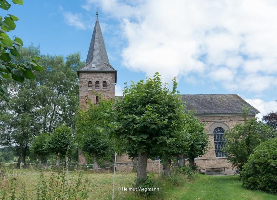 Kirche in Delling
