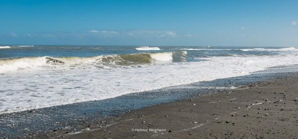 Strand an der Westküste