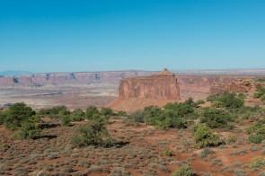 Unterwegs im Canyon Lands NP