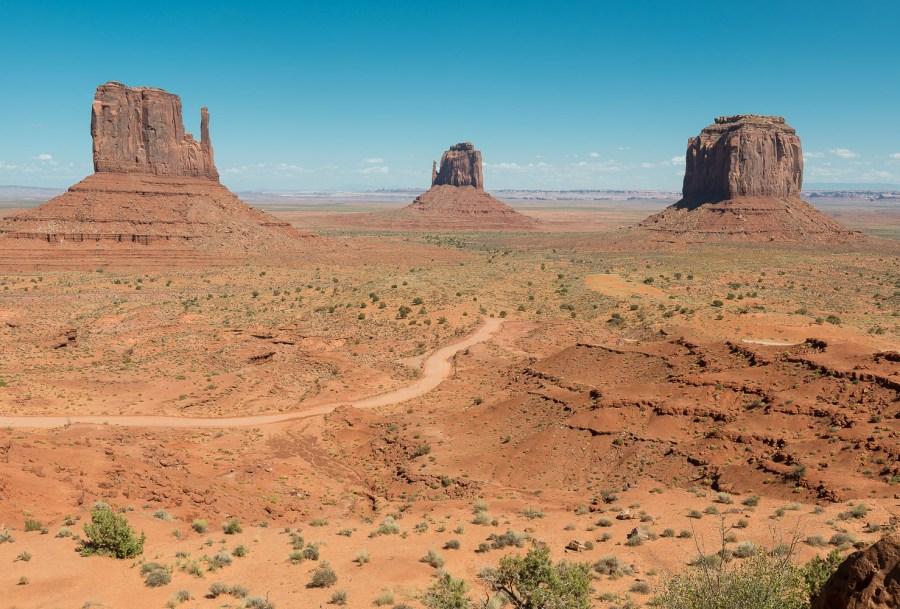 Klassiker vom Monument Valley