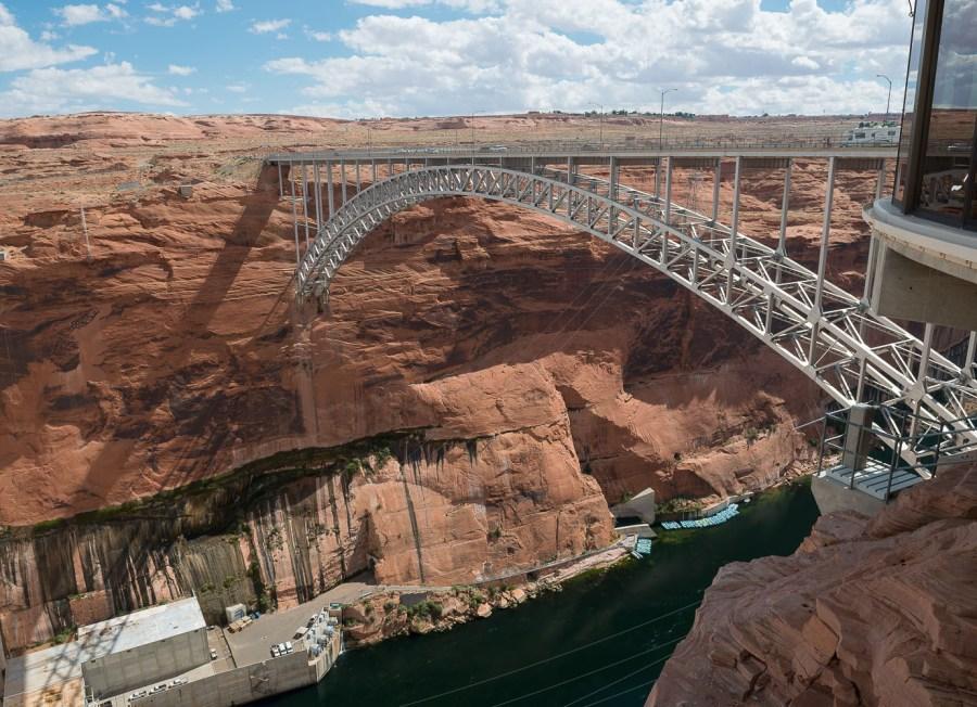 Brücke über den Colorado