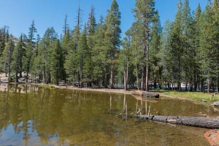Bei Mammoth Lakes