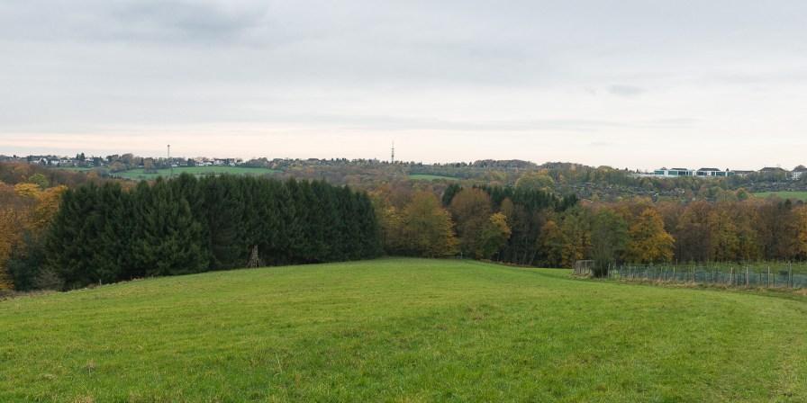 Aussicht in Ronsdorf