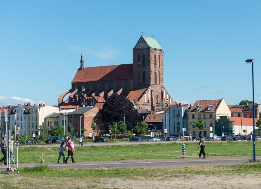 Nikolaikirche in Wismar