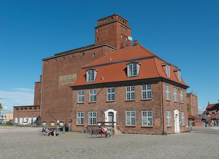 Altes Zollamt in Wismar